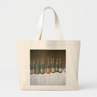 Winescape Champagne 2003 2 Large Tote Bag