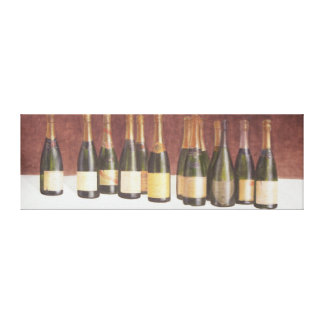 Winescape Champagne 2003 Canvas Print