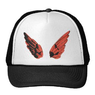 Wing Mesh Hat