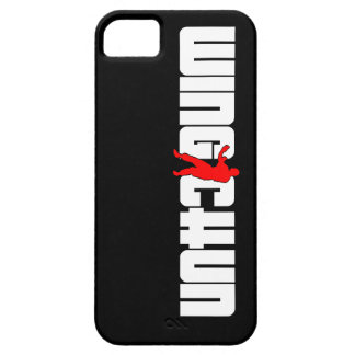 "Wing Chun ""Ip Man Style"" iPhone 5 Covers"