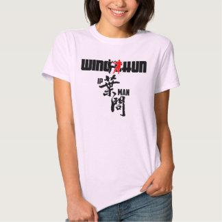 "Wing Chun - Kung Fu ""Ip Man"" T Shirt"