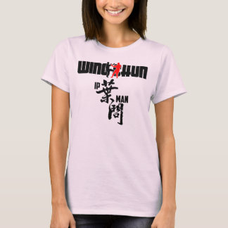 "Wing Chun - Kung Fu ""Ip Man"" T-Shirt"