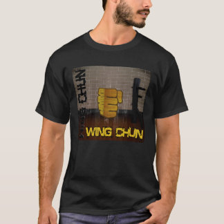 Wing Chun wooden dummy T-Shirt