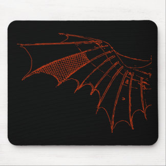 Wing Mouse Pad