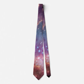 """""""Wing"""" of the Small Magellanic Cloud Astronomy Tie"""