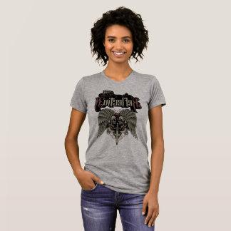Wing' Skull T-Shirt