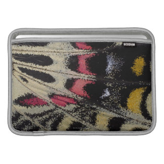 Wing underside close-up Bhutanitis mansfieldi MacBook Sleeves
