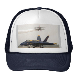 Wing Walker over Angel Hats
