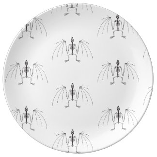 Winged 2 Skeleton Plate