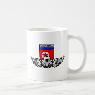 Winged badge of Chollima DPRK tees and gifts Basic White Mug