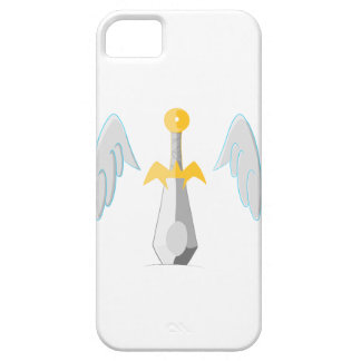 Winged Blade iPhone 5 Cover