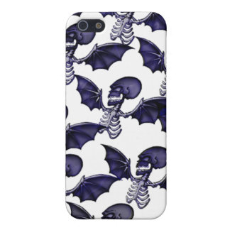 winged death iPhone 5 cases