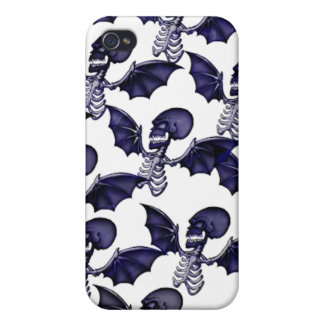 winged death cover for iPhone 4