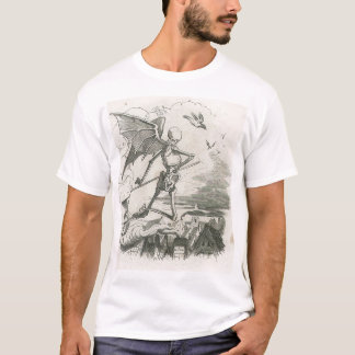 Winged Death T-Shirt