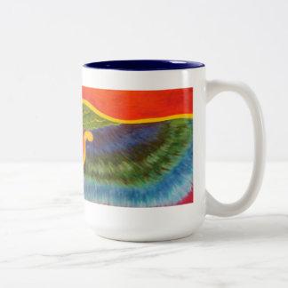Winged Disk Mug