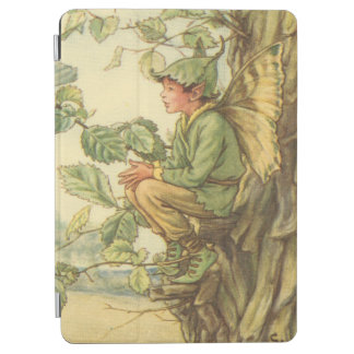Winged Elm Fairy Sitting in a Tree iPad Air Cover