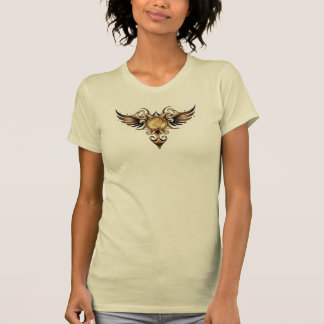 Winged Globe T-shirt