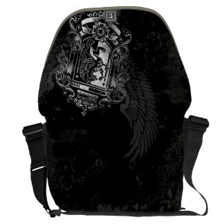 Winged Griffon Crest Commuter Bag