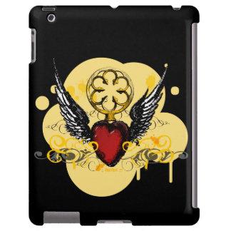 Winged Heart iPad Case