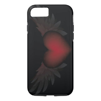 Winged Heart iPhone 7 Case