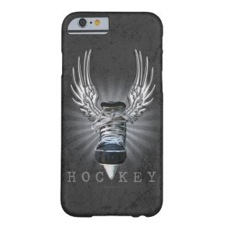 Winged Hockey Barely There iPhone 6 Case