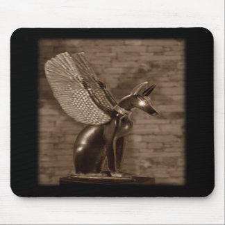 Winged Hound mousepad