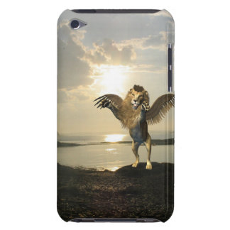Winged Lion iTouch Case Barely There iPod Cases