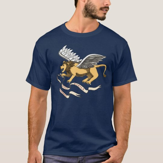 Winged Lion T-Shirt