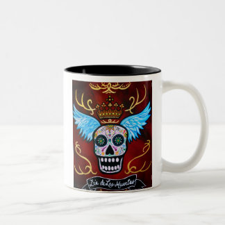 WINGED MUERTOS II COFFEE MUGS