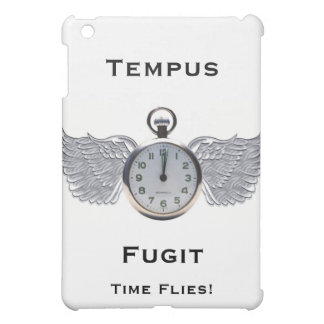 Winged Pocket Watch Case For The iPad Mini