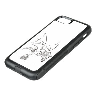 Winged RWS gates/Tribal OtterBox Commuter iPhone 7 Case