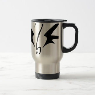 Winged Serpent Travel Mug