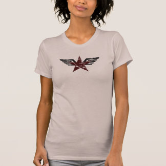 Winged Star T-Shirt