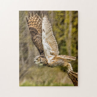 Winged Tiger Jigsaw Puzzle