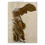Winged Victory of Samothrace Cards
