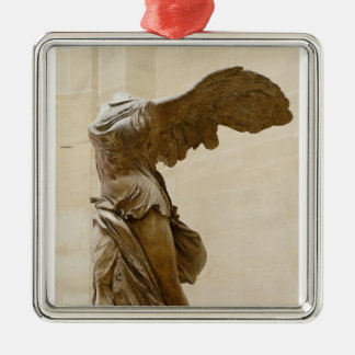 Winged Victory of Samothrace Christmas Ornament
