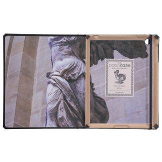 Winged Victory Of Samothrace, Louvre, Paris iPad Folio Cover