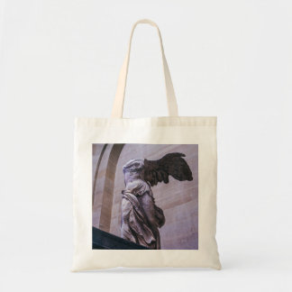 Winged Victory Of Samothrace, Louvre, Paris Budget Tote Bag