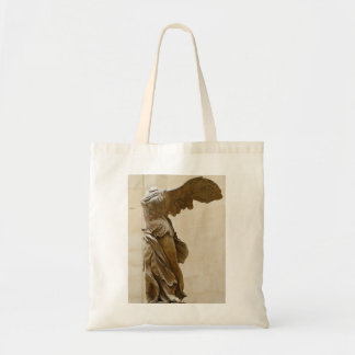 Winged Victory of Samothrace Canvas Bag