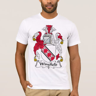 Wingfield Family Crest T-Shirt