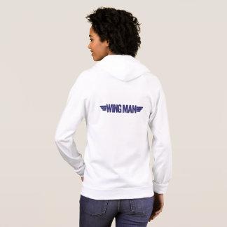 """""""Wingman"""" Hoodie"""