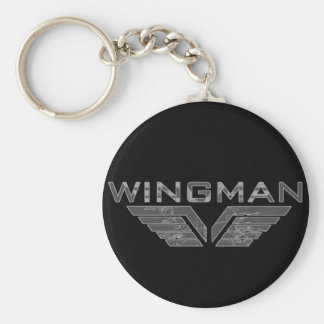Wingman Key Ring