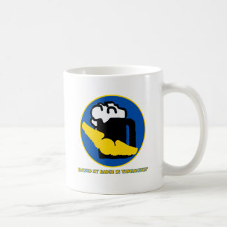 Wingman Merit Badge Coffee Mug