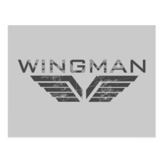 Wingman Postcard