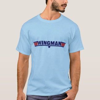 Wingman Top Gun Inspired Shirt