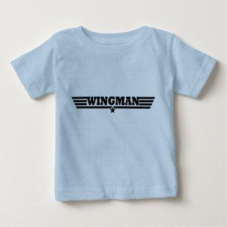 Wingman Wings Logo Baby T-Shirt