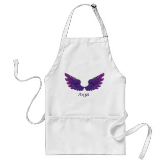 Wings Adult Apron