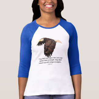 WINGS AS EAGLES T-Shirt