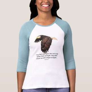 WINGS AS EAGLES T-SHIRTS