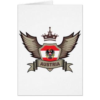 Wings Austria Card